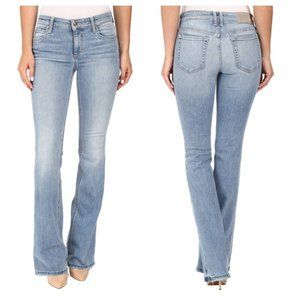 Joe's Mitzi Icon  Flare Jeans W Light Fading   29